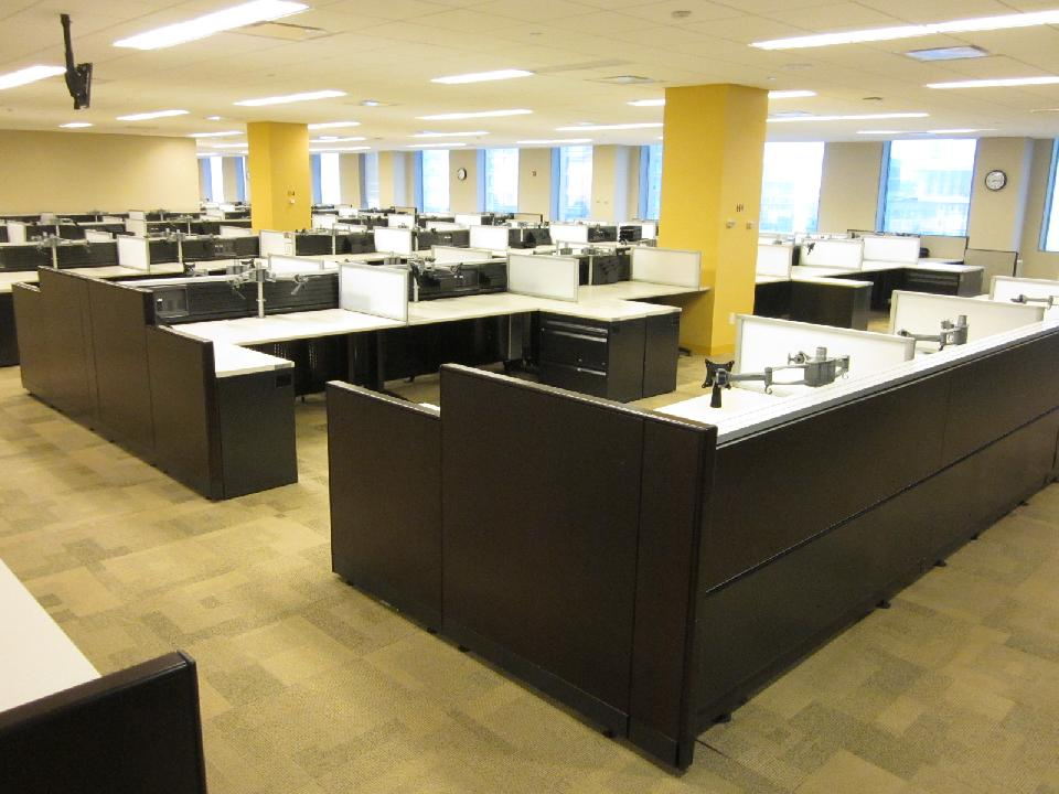 Knoll Current Systems In New York Used Cubicles