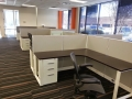 Segmented Cubicle Install 1