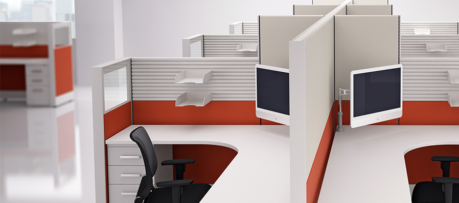 Tiled Cubicles 5