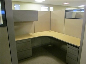 Used Allsteel Terrace Cubicles – SanDiego, California