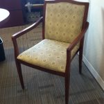 Used Knoll Reff Desk Sets with Leather Executive chair and Side Chair Included!! $750.00  Philadelphia, Pennsylvania