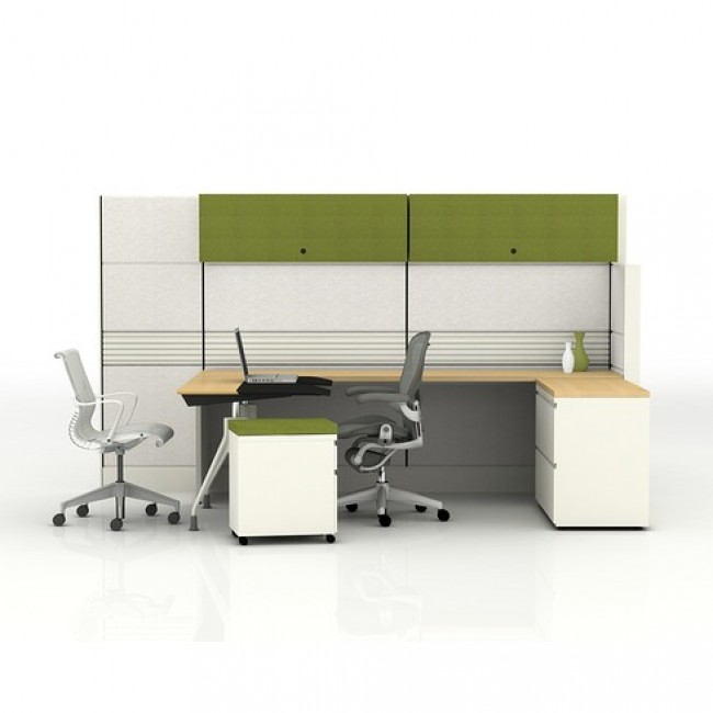 Organizing Your Cubicle with Herman Miller Ethospace
