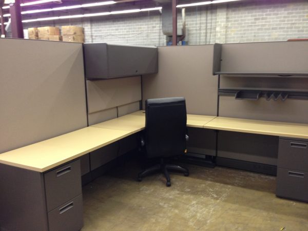 Herman Miller AO2 Used Cubicles