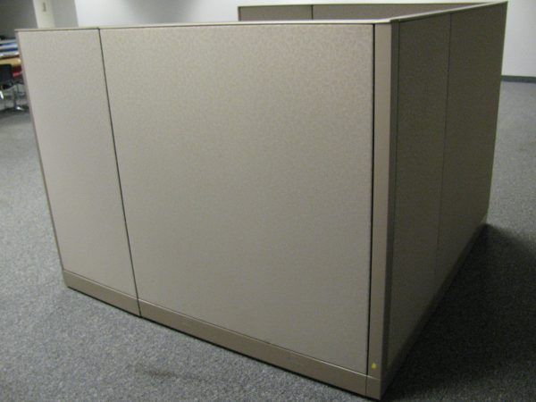 Knoll Morrison 6×6 Cubicles, 56″H in Chicago Illinois