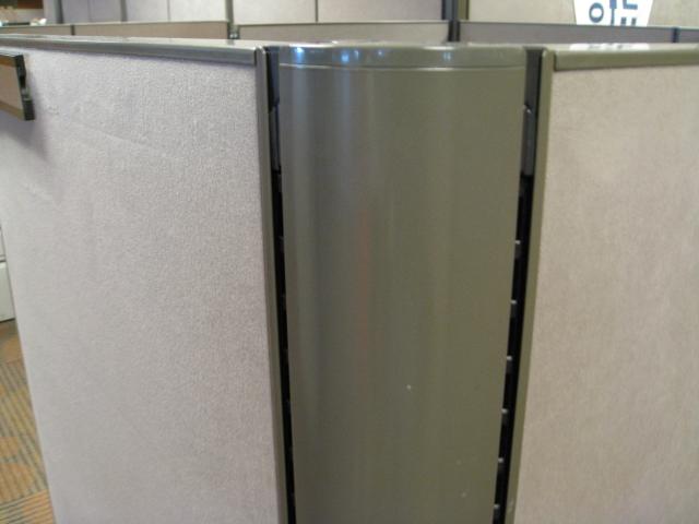 Used Herman Miller AO2 6×6 54 high