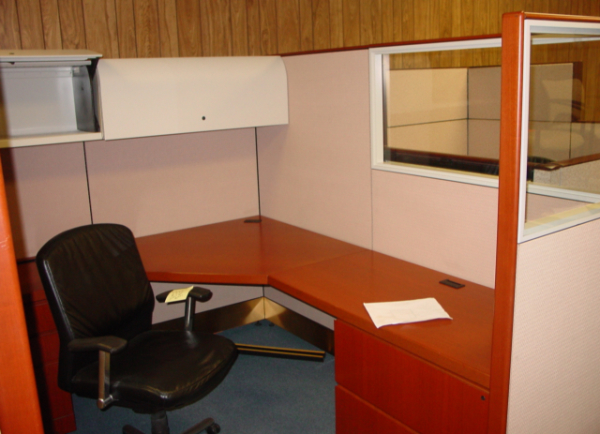 Used Knoll Reff Cubicles