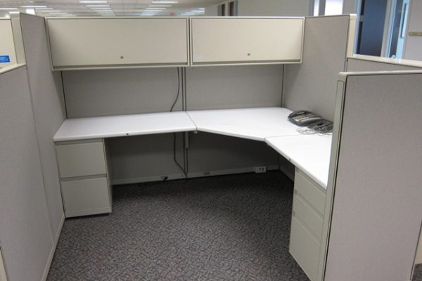 Used Steelcase 9000 Cubicles in Atlanta