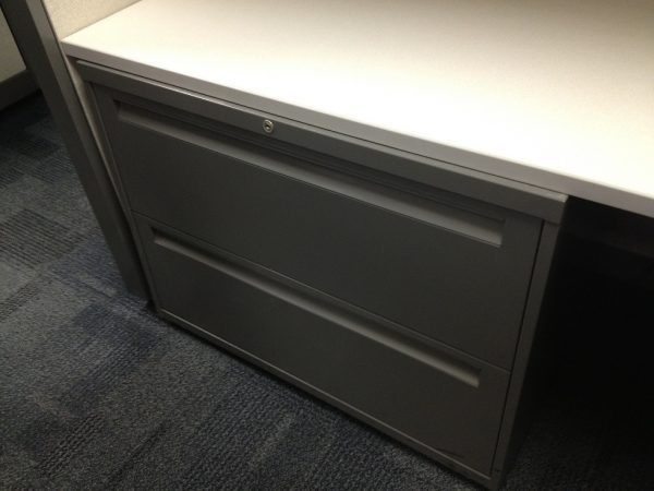 Used Steelcase Answer 6×8