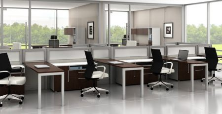 trendway cubicles