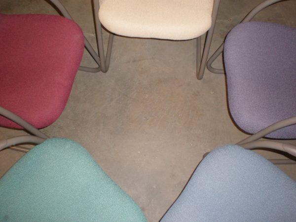 Herman Miller Ambi Side Chairs