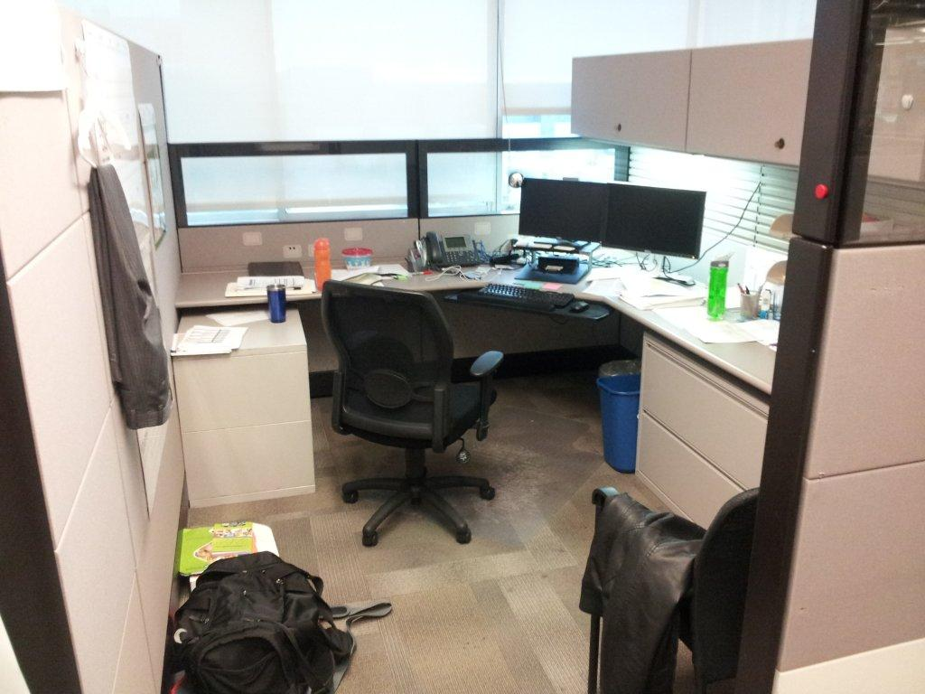 Used Ethospace 6×8 Cubicles