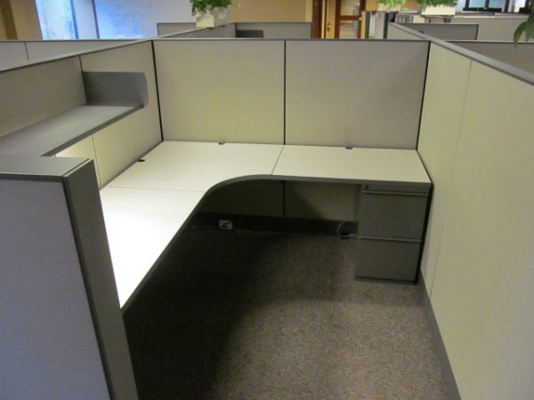 Used Knoll Dividends 6×7 Cubicles in Atlanta