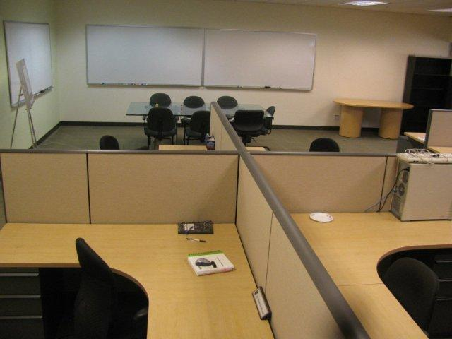 Used Knoll Dividends Cubicles