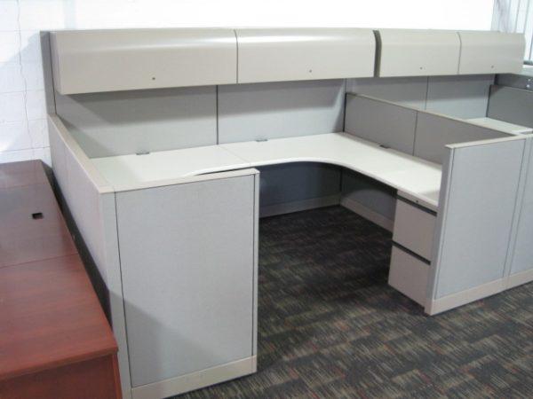 Used Knoll Morrison 8×8 Workstations