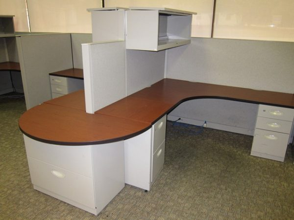 Used Steelcase Answer 6×6 Cubicles in Atlanta