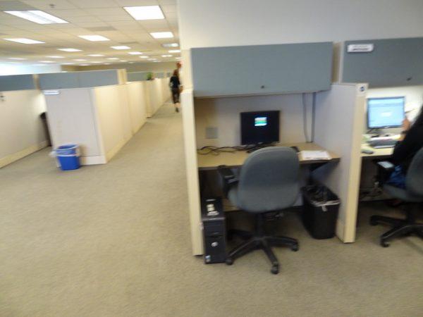 Used Herman Miller Q Workstations, 6×6 or 6×8
