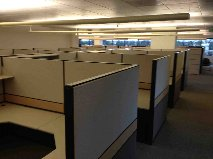 Used Teknion TOS Cubicles