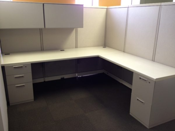 Used Steelcase Avenir Cubicles in Detroit Michigan