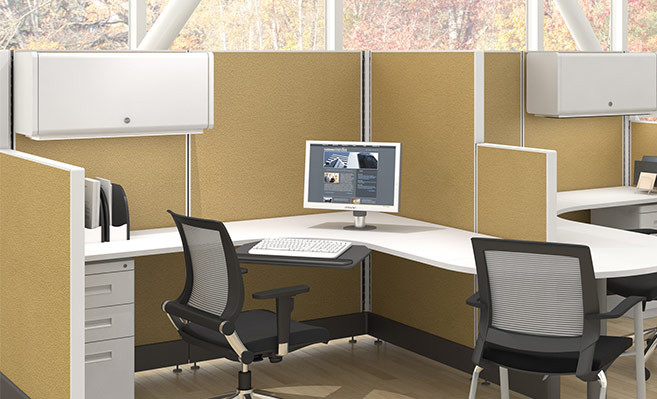 QuickCubicles™ Starting at $499 Each