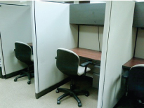 Worst Cubicle Ever!!!
