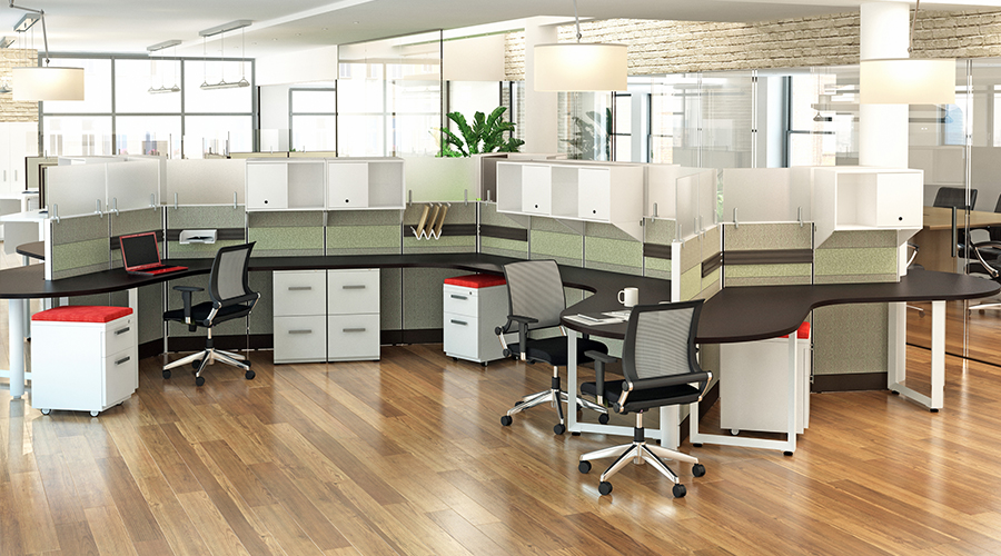 friant cubicles used cubicles