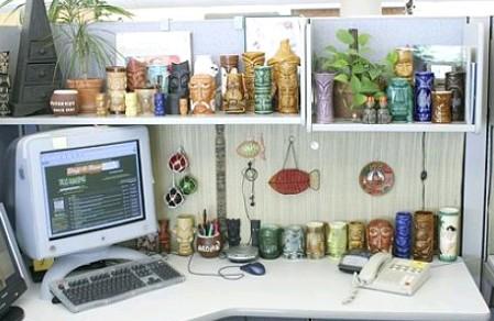Top 10 Craziest Decorated Cubicles
