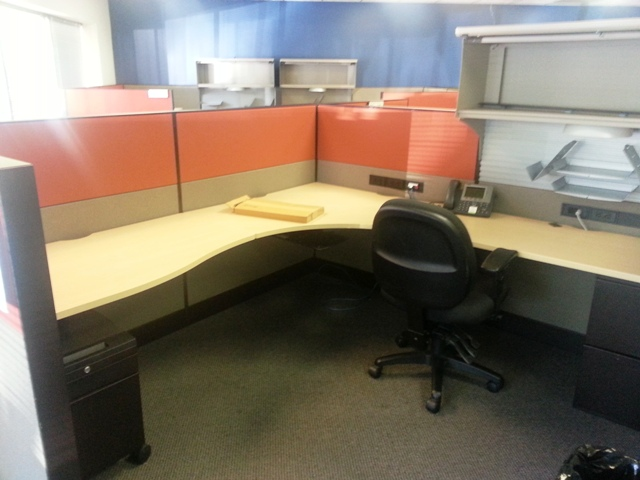 Teknion TOS Cubicles