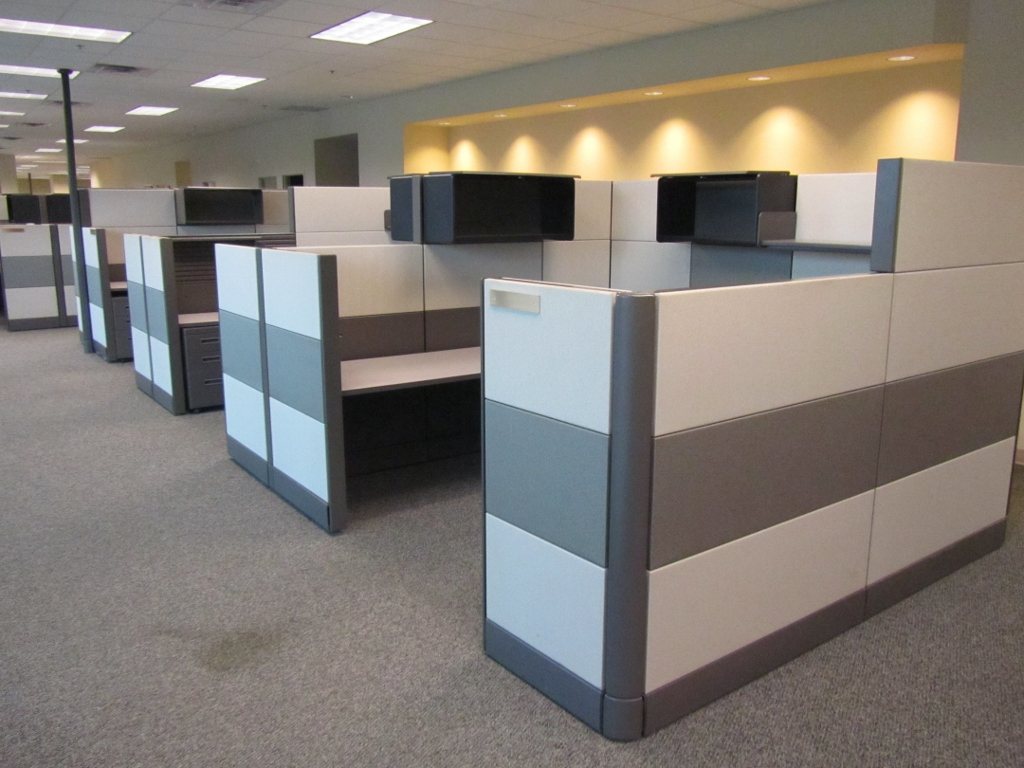 herman miller ethospace cubicles used cubicles. Black Bedroom Furniture Sets. Home Design Ideas