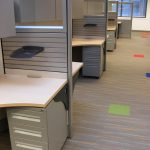 Used Haworth Premise Cubicles Very Nice5