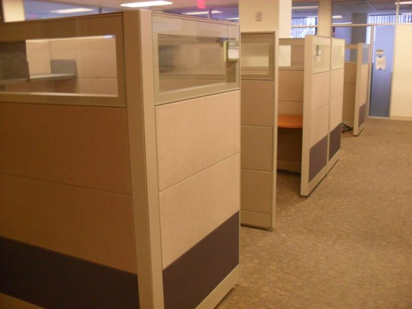 Teknion Leverage Cubicles – Priced to Sell