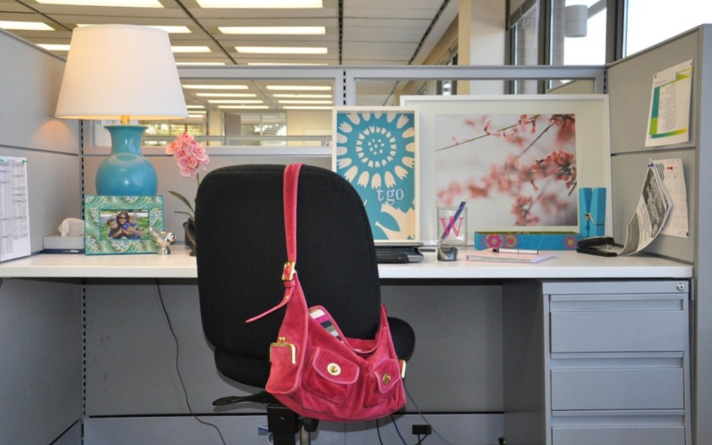 personalized cubicles