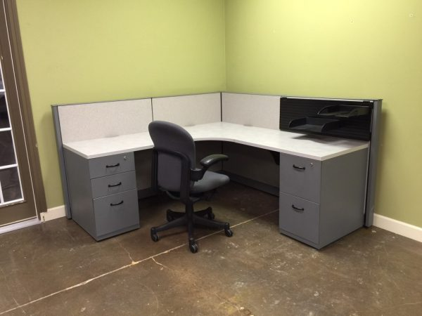 Steelcase Answer Cubicles 6X6