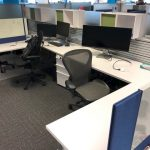 knoll fence cubicles for sale 3