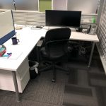 knoll fence cubicles for sale