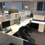 knoll fence cubicles for sale 2