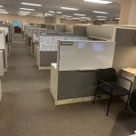 haworth premise cubicles for sale 8×6 8×7 3