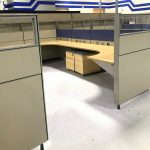 herman miller canvas cubicles 6×8 or 7×7 2