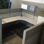 herman miller vivo cubicles with tower 1
